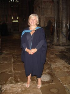 Graduation at Ely Cathedral