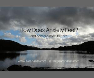 Sarah Ariss Cognitive Hypnotherapy