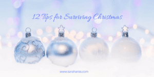 12 tips for surviving Christmas